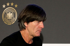 Germany boss Low open to managing Real Madrid