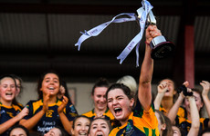 Hannon the star as Glanmire lift first-ever All-Ireland junior club title
