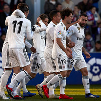Bale ends his La Liga goal drought to help Real Madrid to narrow win