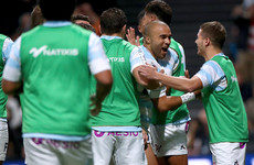 Zebo scores again as rampant Racing show their intentions