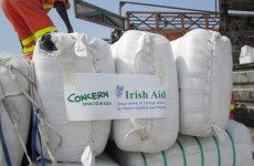 Irish people still believe overseas aid is important