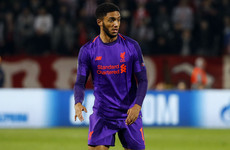 Liverpool tie down key defender as Joe Gomez signs new long-term deal