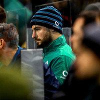 Henshaw set to miss start of Ireland's Six Nations defence