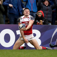 Quiz: How well do you remember Jacob Stockdale's tries in 2018?