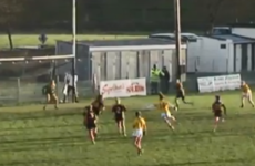 Dummy solos, both feet, what a finish - we'll never tire of watching this incredible goal