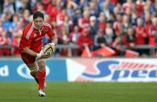 Munster lose another legend as David Wallace retires