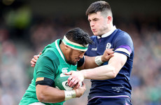 Who should start for Ireland at the Rugby World Cup?
