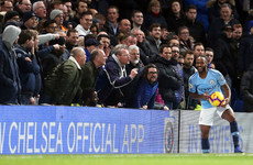 Chelsea suspend four fans for alleged racial abuse of Raheem Sterling