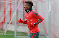 22-year-old Bayern Munich attacker suggests he could retire if injury nightmare continues