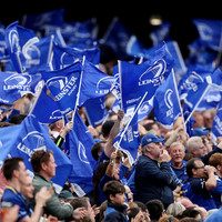 Leinster 'confident our supporters and other clubs have nothing to fear' over flags