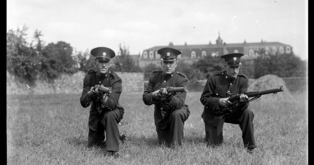 Photos from the archives: policing in Ireland