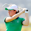 Leona Maguire takes big step towards Ladies European Tour card while twin sister Lisa falls short