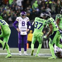 Seahawks seal dominant win over Vikings