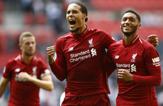 Van Dijk says Liverpool can handle double challenge ahead of Napoli decider