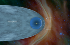 Nasa's Voyager 2 reaches interstellar space 41 years after launch
