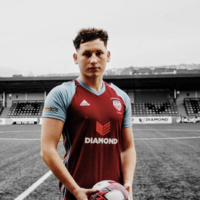 Back to the future! Derry City launch slick claret and blue 90th anniversary kit