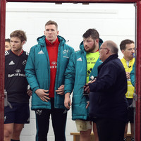 Thigh injury to keep Chris Farrell out of Munster's trip to Castres