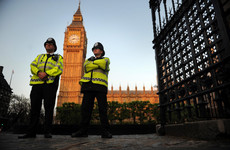 Taser used and man wrestled to the ground at Westminster gates