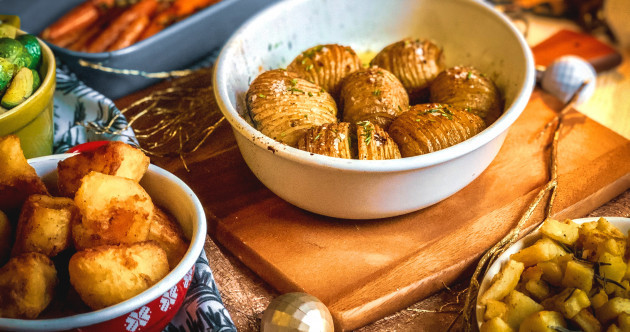Roasties with the mosties: 3 delicious ways to upgrade your Christmas potatoes