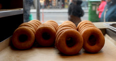 After 30 years, the tiny doughnut kiosk on Dublin's O'Connell Street is still going strong