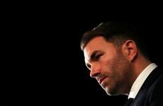 He failed a drug test and took two years out: Hearn dismisses Fury's 'lineal champion' claim