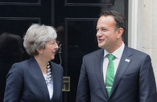 Theresa May to meet Leo Varadkar in Dublin tomorrow