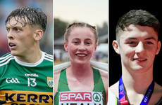 RTÉ confirm nominees for 2018 Team of the Year and Young Sportsperson of the Year