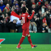 Liverpool through to Champions League knockout stages as Salah strike sinks Napoli