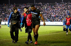 England winger a doubt for Six Nations opener in Dublin with knee injury