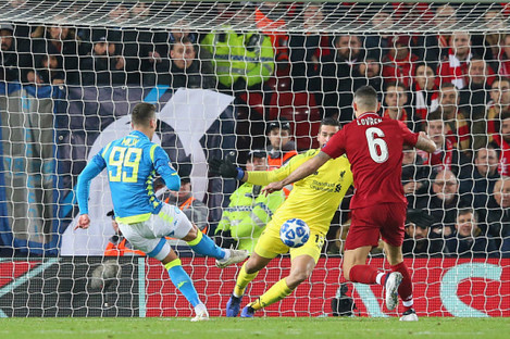 Alisson saved Liverpool at the death.