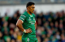 Boost for Connacht as Aki to return for Leinster showdown after wedding