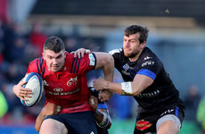 Van Graan confident Sam Arnold can continue solving 'puzzles' for Munster's midfield