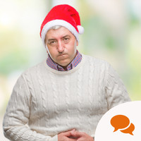 Indigestion at Christmas time - that is your stomach crying out for a break