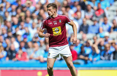 Westmeath now optimistic of star forward's return for league campaign