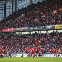 Munster and Leinster's festive inter-pro set for record-equalling Thomond crowd