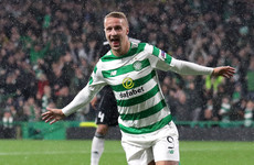 Celtic striker Griffiths to take time away from football to deal with 'ongoing issues'