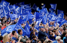 Bath point to new UK safety guidelines in defence of move to ban Leinster flags
