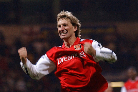 Adams made over 500 appearances for Arsenal between 1983 and 2002.