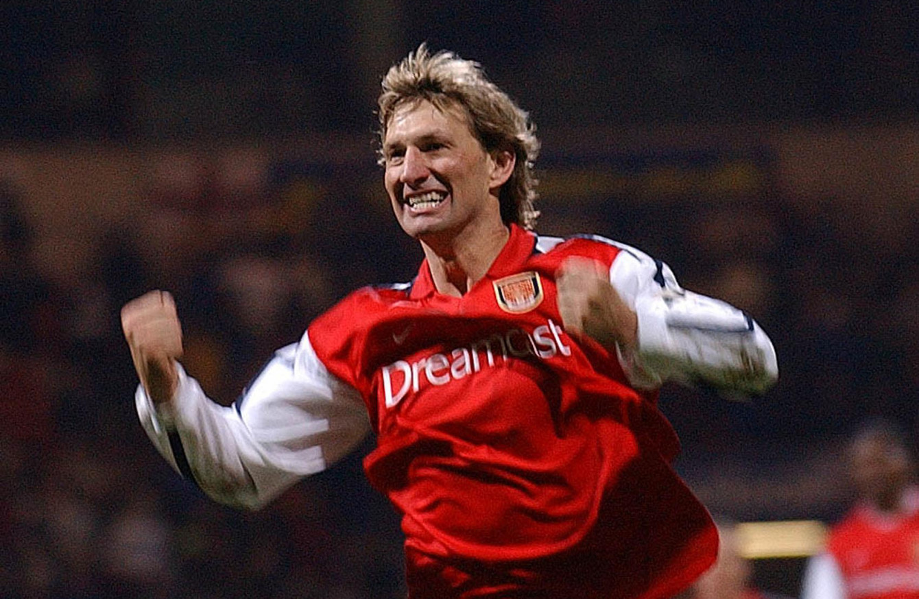 Ex-Arsenal and England captain Tony Adams to become new president ...