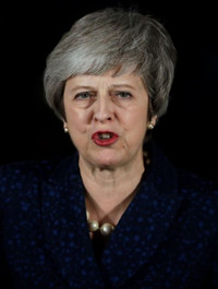 'Kicking the can down the road': Theresa May wins confidence vote from Tory MPs