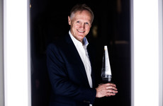 Joe Schmidt named Philips Sports Manager of the Year for the second time