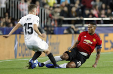 As it happened: Valencia v Man United, Champions League