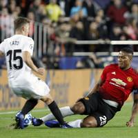 As it happened: Valencia v Man United, Champions League