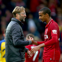 More defensive injury woes for Liverpool as second defender ruled out in space of a week