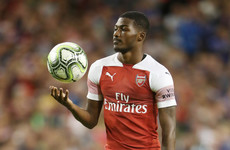 Arsenal youngster says authorities did nothing after he reported racist abuse
