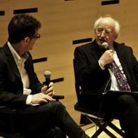 President Higgins celebrates Irish film in New York