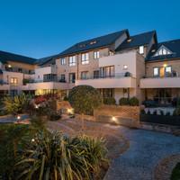 Explore this lavishly upgraded Ballsbridge penthouse with a €2.1m price tag