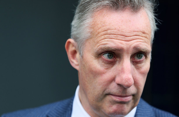 Ian Paisley under pressure again for undeclared family holiday to Maldives