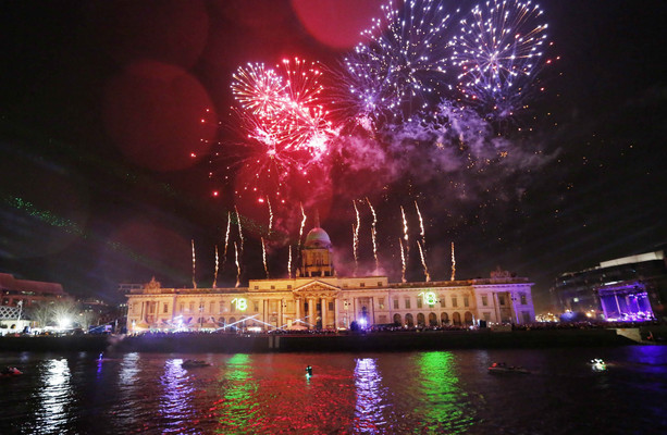 here is whats happening around the country to ring in the new year