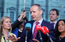 Trouble in the ranks: 'We've a health and housing crisis and our solution is to keep Fine Gael running the show'